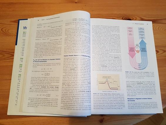 Biochemistry textbook